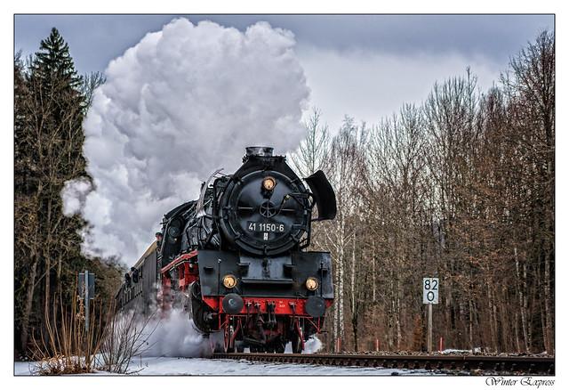 Dampflok - steam locomotive