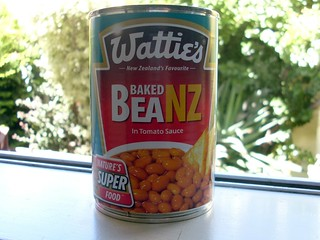 New Zealand baked beans | by Abi Skipp