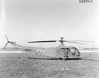 Sikorsky : YR-4B (YH-4B) | by San Diego Air & Space Museum Archives