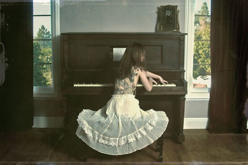 Player Piano | by ninafrazier