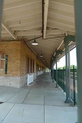 Empty Depot Outside