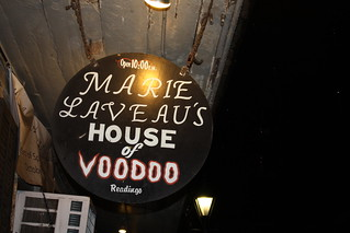 Marie Laveau's House of Voodoo, Bourbon Street Between Orleans and St. Ann, French Quarter, New Orleans, Louisiana 2 | by Ken Lund