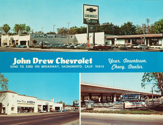 Chevy Dealership Sacramento >> John Drew Chevrolet Sacramento Ca Alden Jewell Flickr