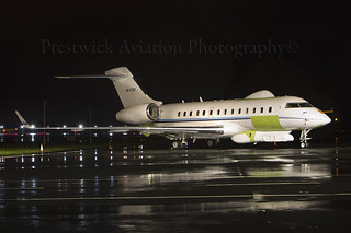 4X-COF Bombardier BD-700-1A11 Global 5000 Prestwick 060314 | by PrestwickAviationPhotography