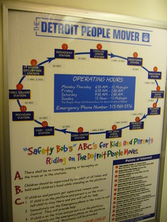 People Mover route map | sfgam | Flickr on