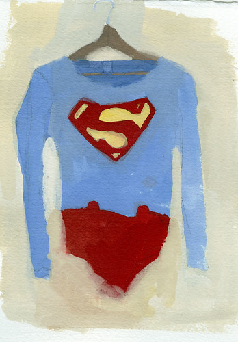 Superman's Day Off