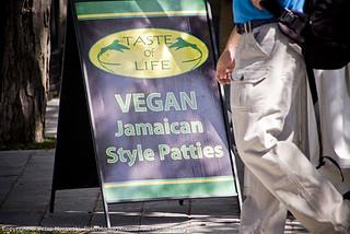 2009 Veg Food Fair: Vegan Jamaican Style Patties