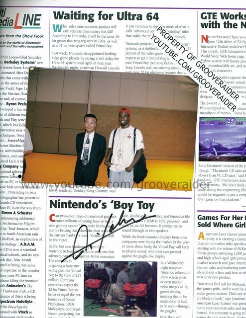 The Father of GameBoy -  Gunpei Yokoi's signature