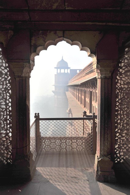 India Agra Red Fort _D7C2149