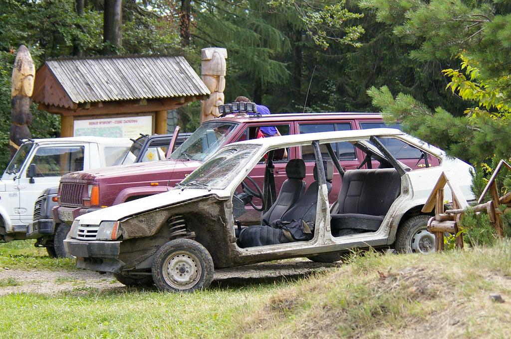 Samochody terenowe / Off-road vehicles