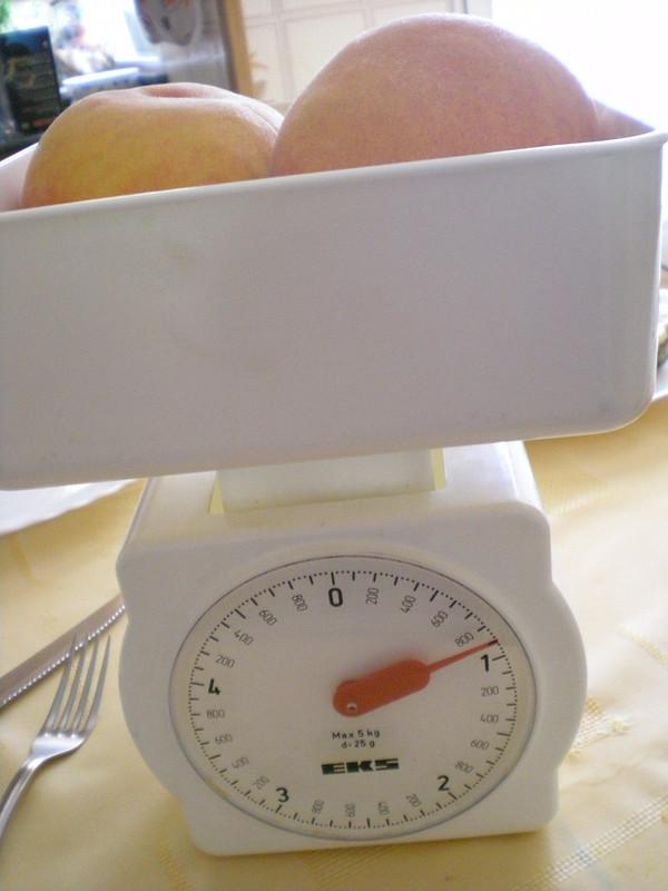Los melocotones de mi padre: 2=1kgr