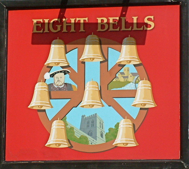 Eight Bells, Long Crendon