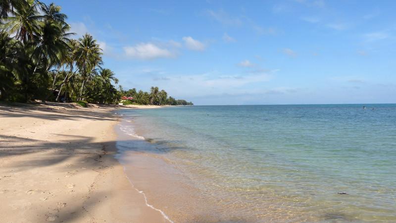Koh Samui Banpor Beach コサムイ バンポービーチ4