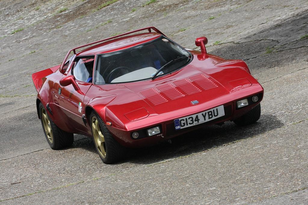 Auto Italia Italian Car Day Brooklands May 2010 IMG_8916