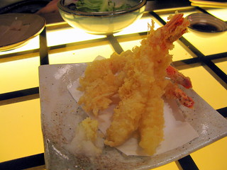shrimp tempura | by happysammy