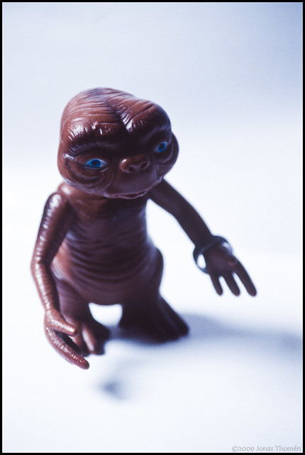 This is my friend Et.