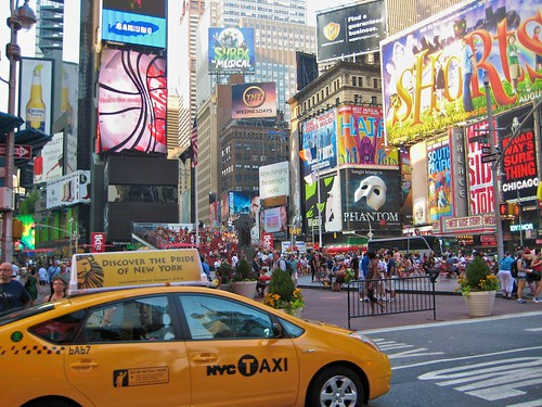 US 2009 Summer Tour - New York - The Times Square Foray | by rrenzoo