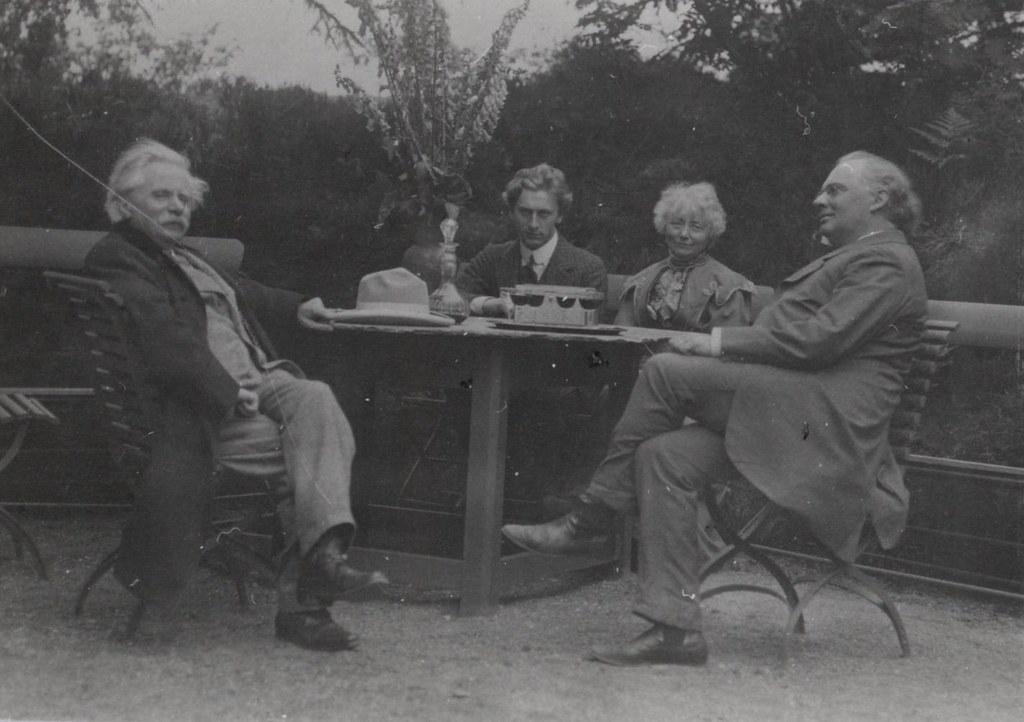 Peachy Edvard Grieg Percy Grainger Nina Grieg And Julius Rontg Cjindustries Chair Design For Home Cjindustriesco
