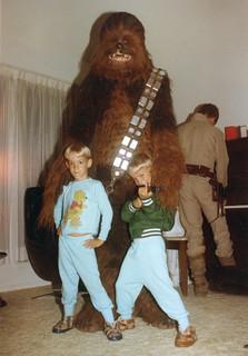 Josh, Me, and Chewie