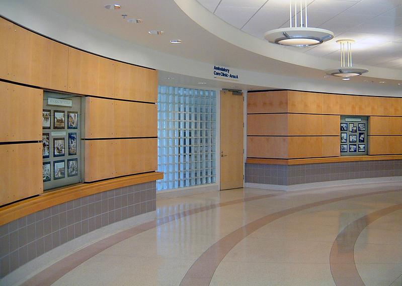 VA Hospital Palo Alto Lobby