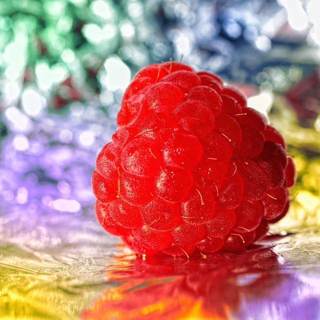 Bokeh raspberry