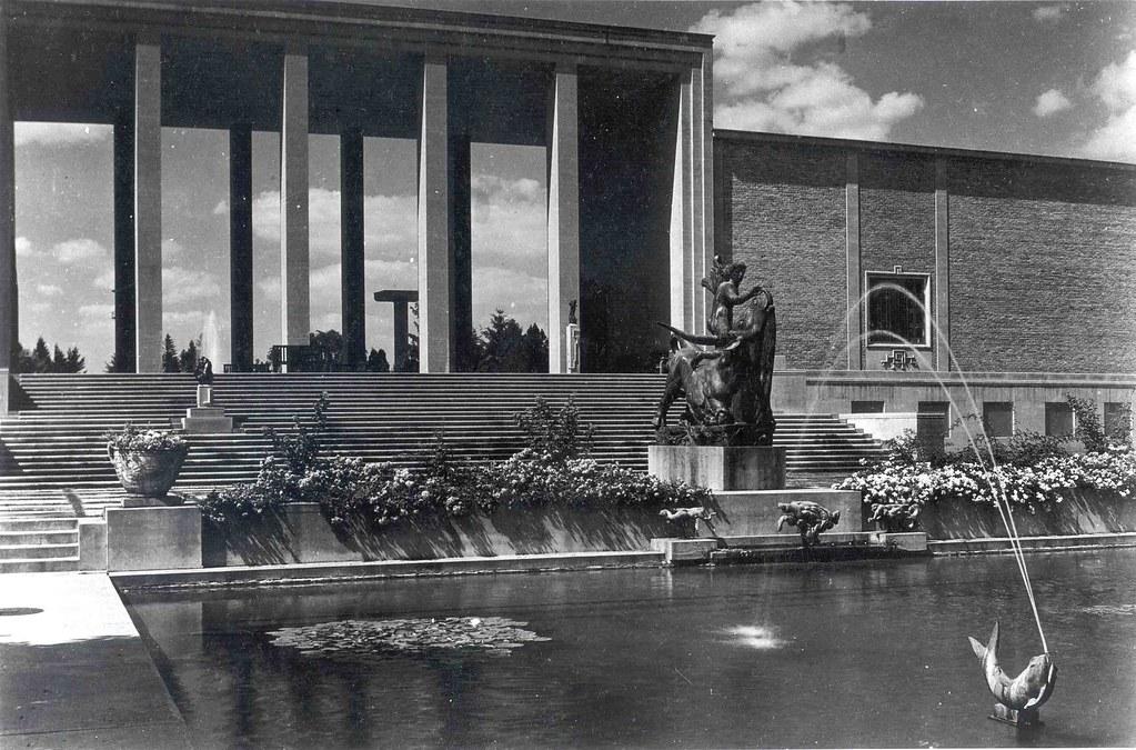 About >> Cranbrook Academy of Art (1940) Eliel Saarinen | Michigan State Historic Preservation Office ...
