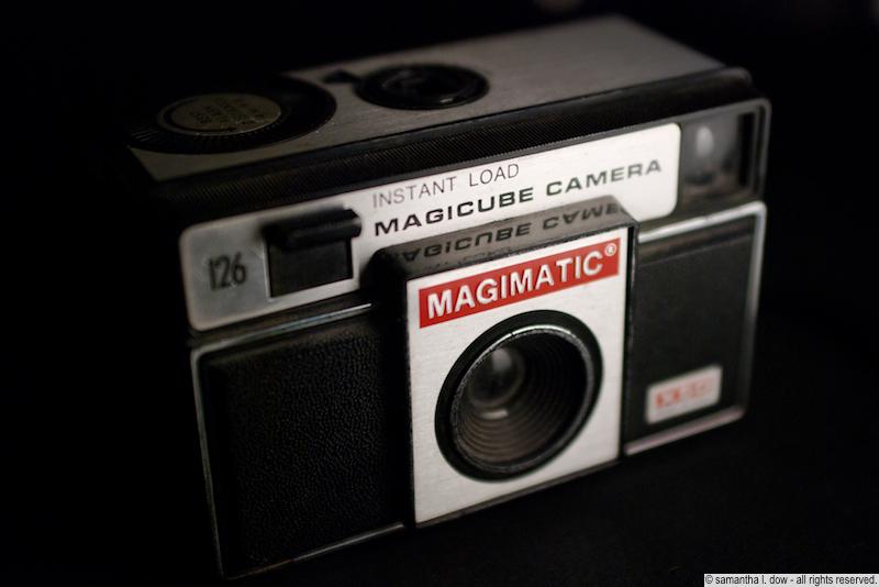 54/365: magimatic