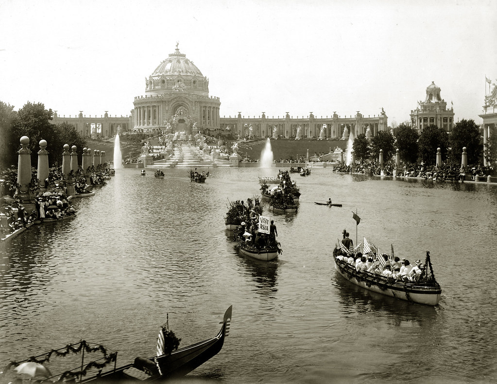 Floral Parade of Nations, St. Louis World's Fair | Floral Pa… | Flickr
