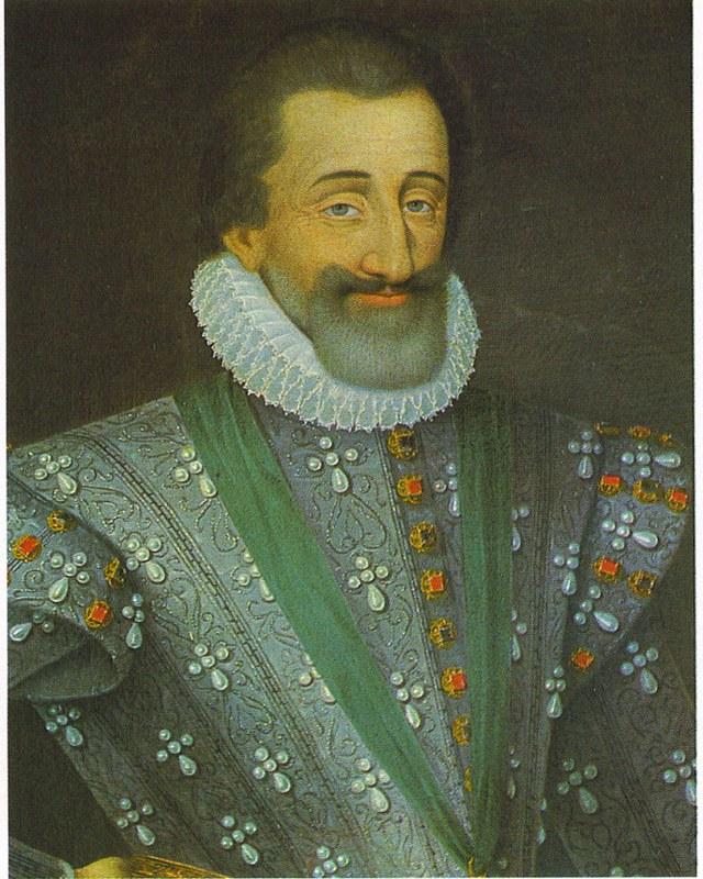 Henri IV (Green Celadon)