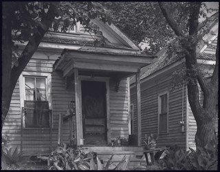 House in the Fifth Ward of Houston, Texas ... 04/1973