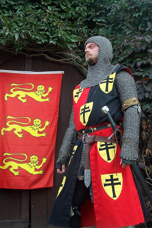 Early fourteenth century knight
