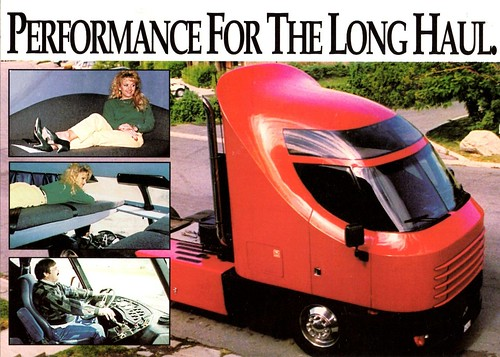 Performance Custom Truck Cab Described As Having A