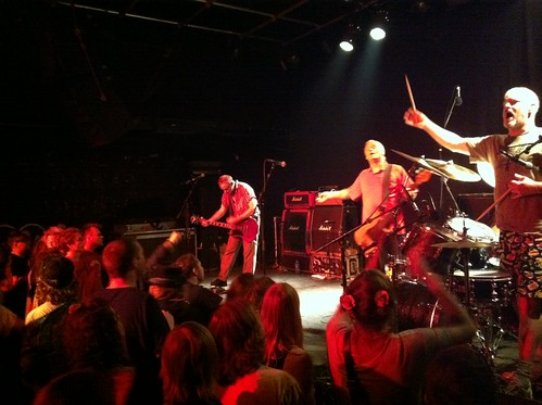 NoMeansNo live in Oslo 12th June 2011 | by mrjorgen