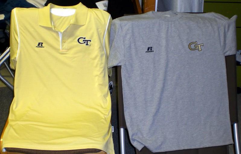 Free Polo & T-Shirt (Cap also)