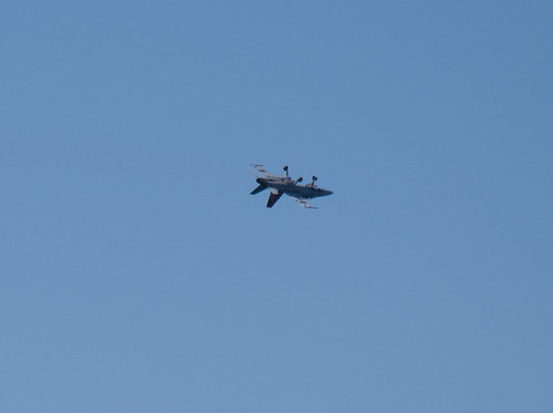 CF-18 Gear out, barrel roll | by cetaylor