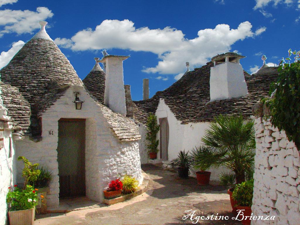 Trulli Alberobello Ba Tutti I Diritti Riservati Lu