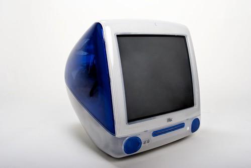 """iMac G3 500Mhz (2001) """"Indigo"""""""