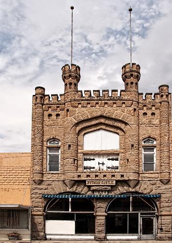 Pythian Castle   by GenBug