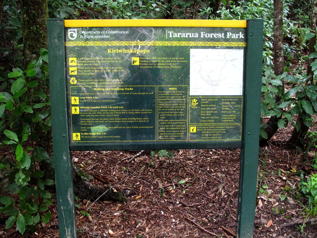 Kiriwhakapapa to Blue Range Hut Trip Starting Point Sep 20… | Flickr