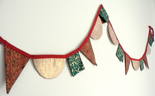 Christmas Bunting | by :Salihan