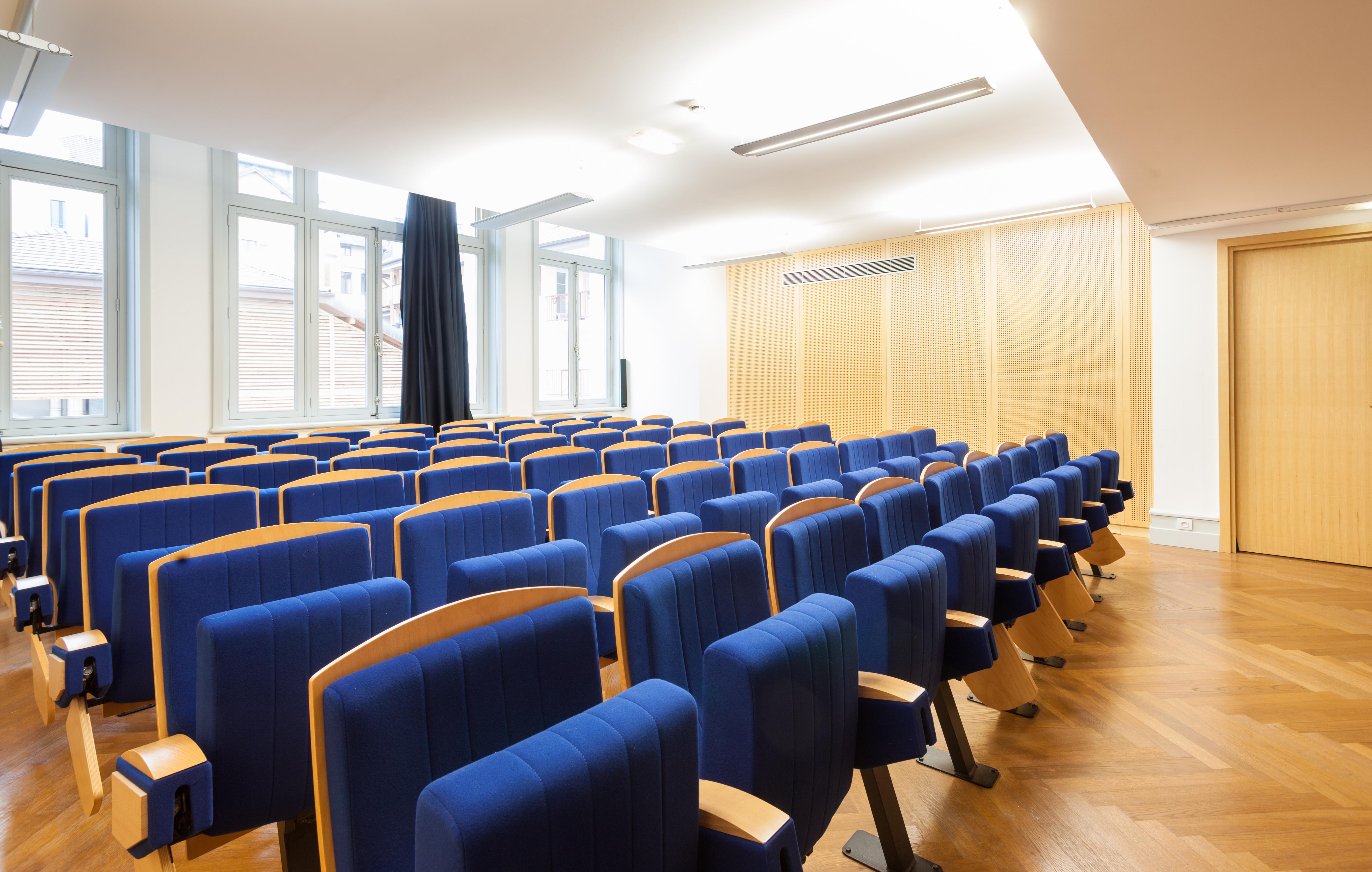 Médiathèque - Salle de projection