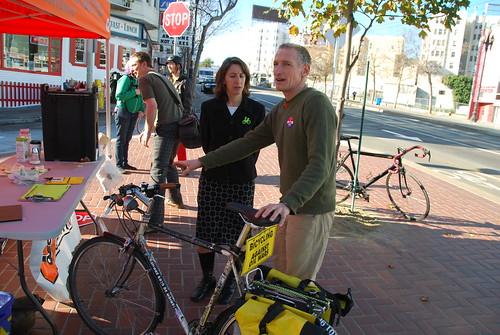 Save Octavia and Market Bike Lane | by Steve Rhodes