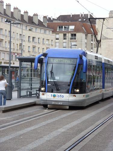 Tram in Caen