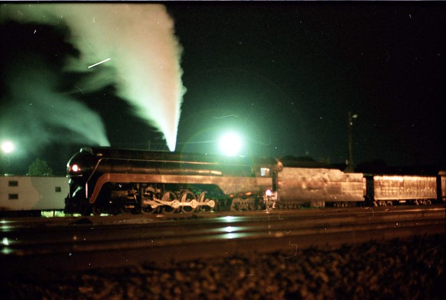 Norfolk and Western 611 J class