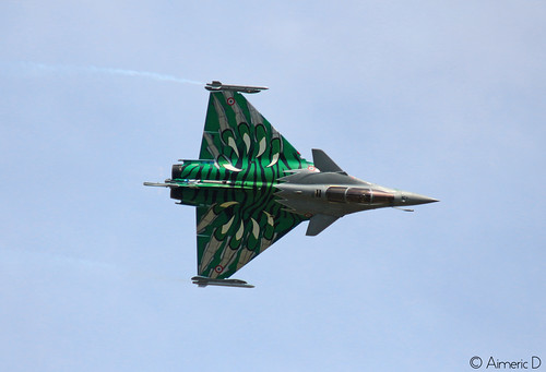Rafale Solo Display NTM2015 | by Aimeric D. Photographies