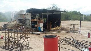 Investigan incendio de local | by La Jornada San Luis