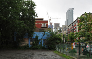 Vacant lot - Montréal | by -AX-
