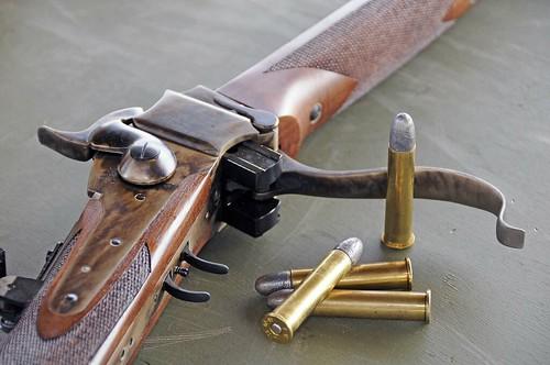 1874 Sharps in .45-70