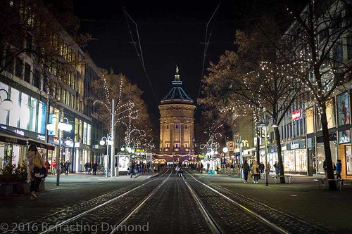 Mannheim at Christmas | by refractingdymond