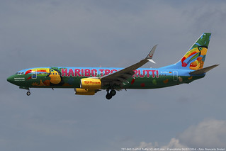 D-ATUJ 737-8K5 X3 4605 KGS-FRA | by Giancarlo Scolari